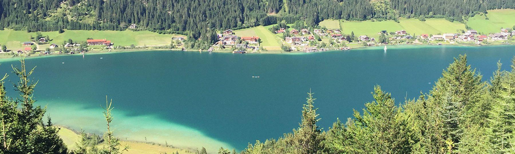Reinster Badesee der Alpen